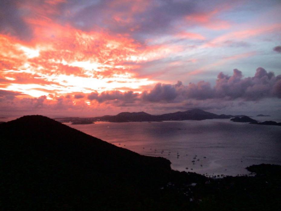 """""""Stoneridge"""" stunning sunset"""