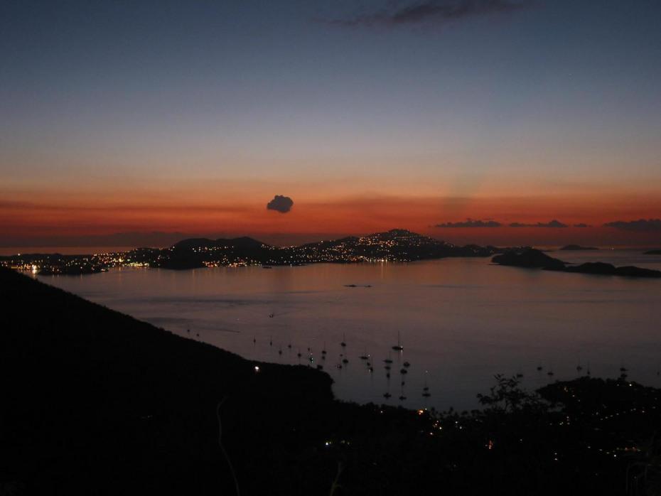 Dusk ...sunset view