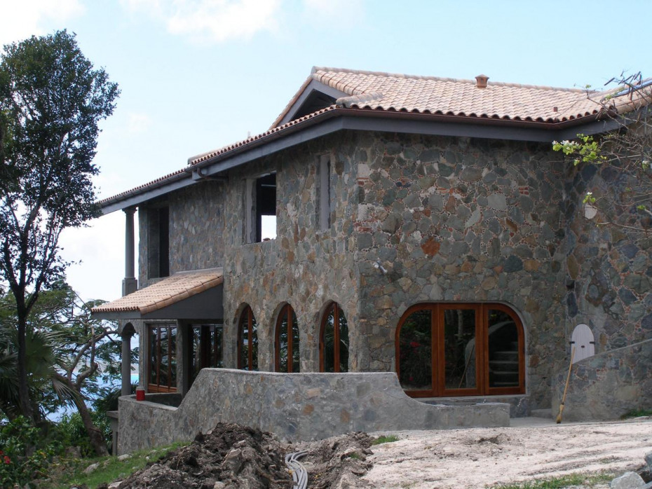 Stoneridge under renovation