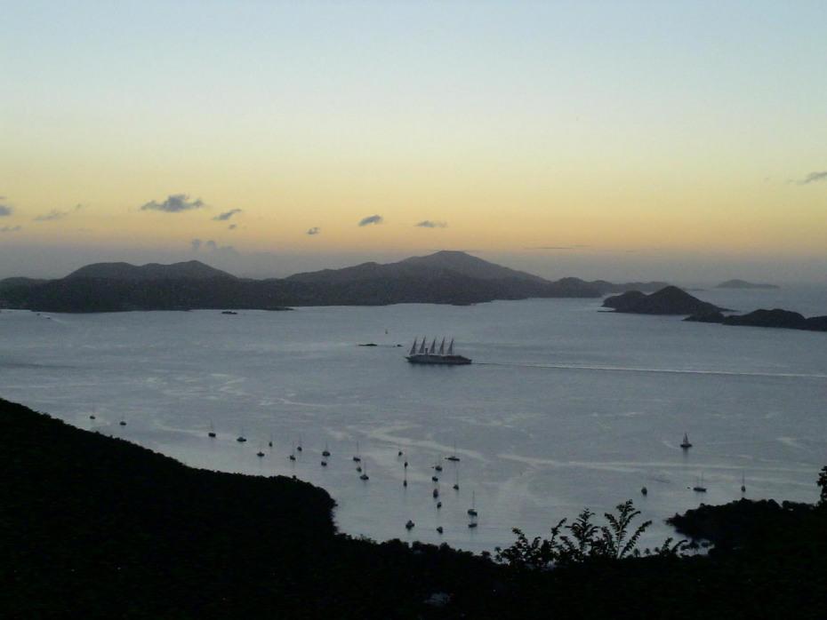 Stoneridge views of sailing ships