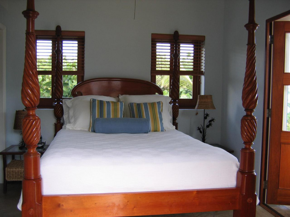 Bedroom on the Beach