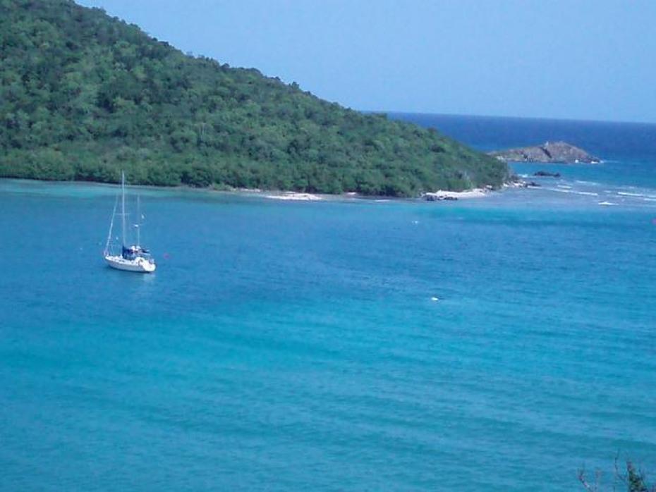 Views of Fish Bay & Cocoloba Cay