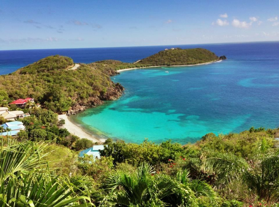 Turquoise Waters of Rendezvous Bay
