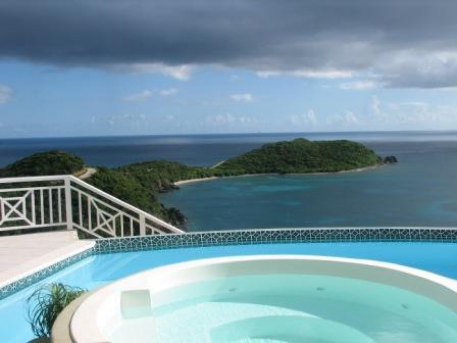 Jacuzzi, Pool, View