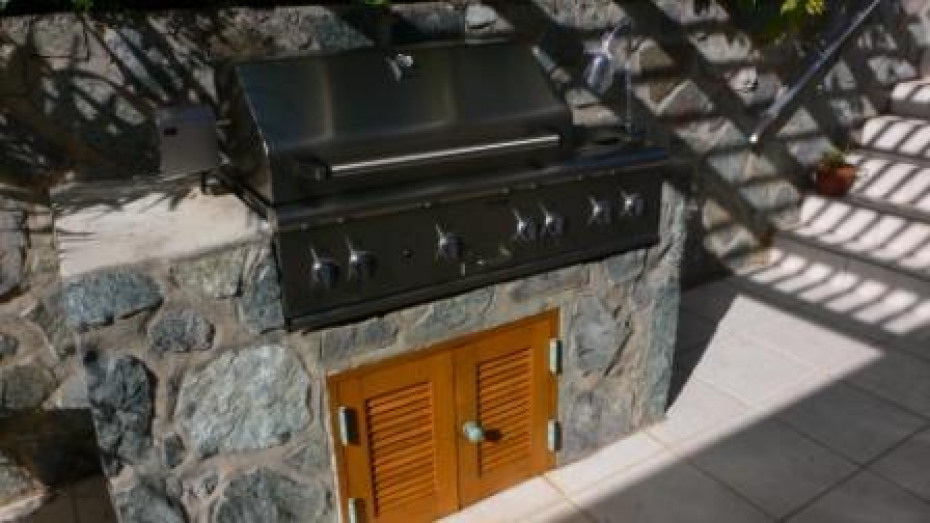Thermador Barbeque