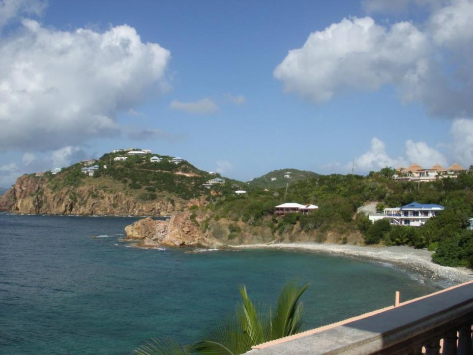 Dever's Beach view