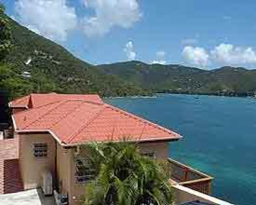Caribbean Cove Villa - on the water