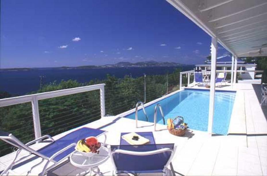 Amani pool view