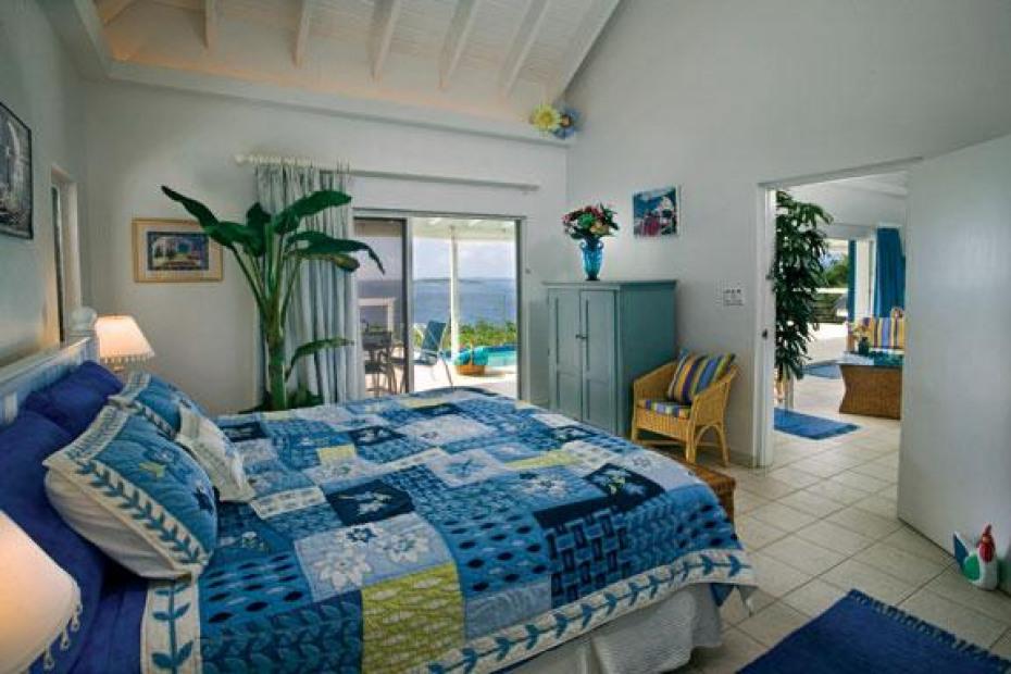 Main house mstr suite