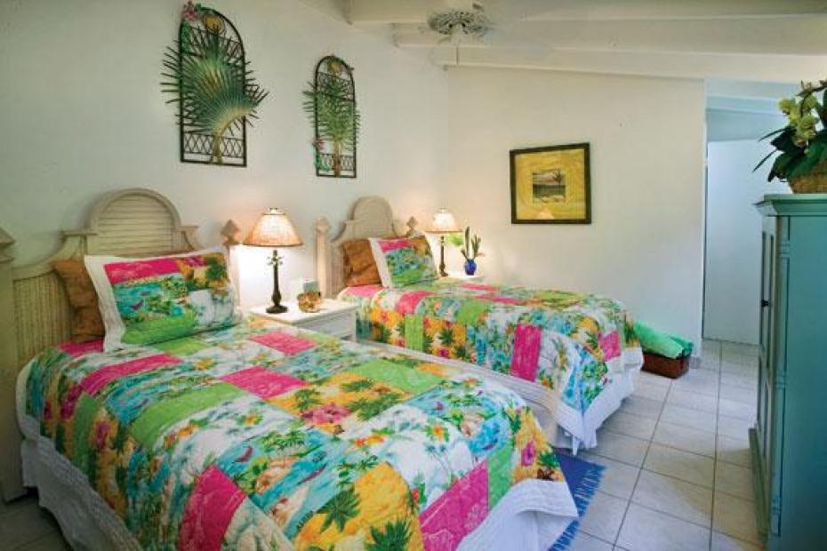 Main house upper level guest suite
