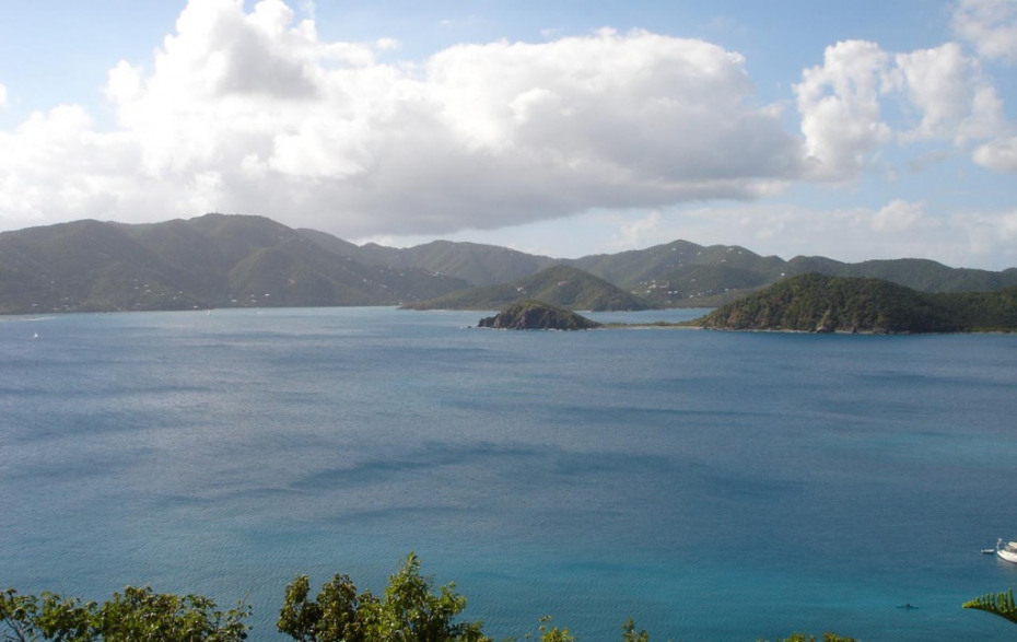 VIEW TO CORAL BAY