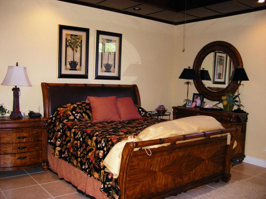 King Bedroom on main floor