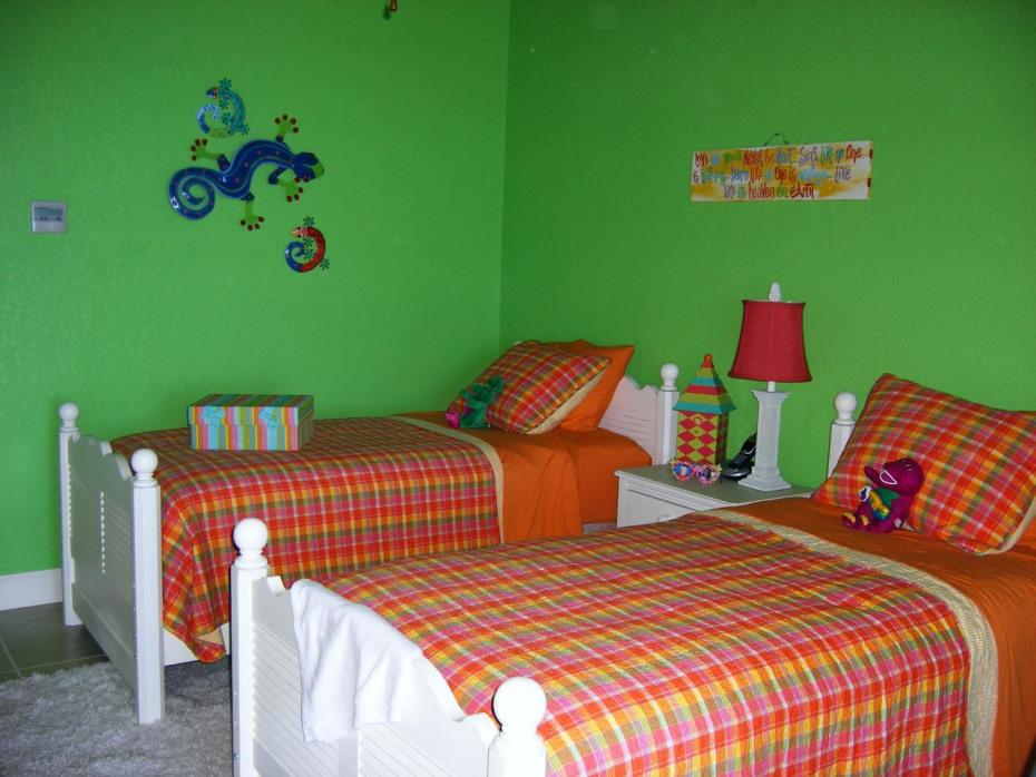 4th bedroom  (twin)