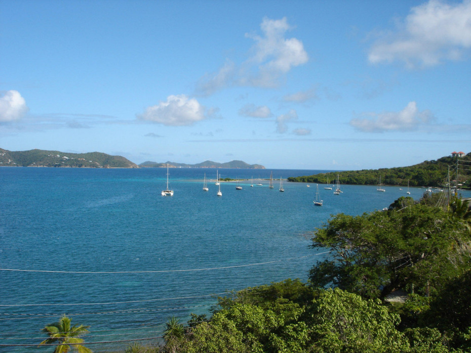 VIEW TO JOHNSON BAY