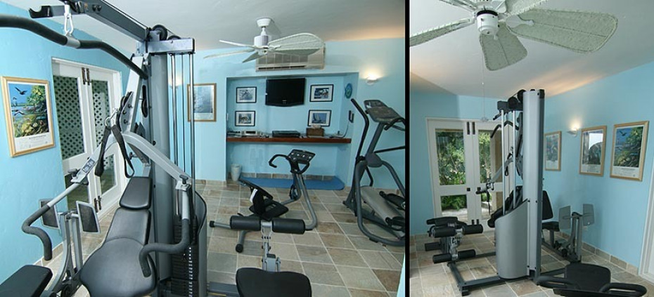 Private Exercise Room