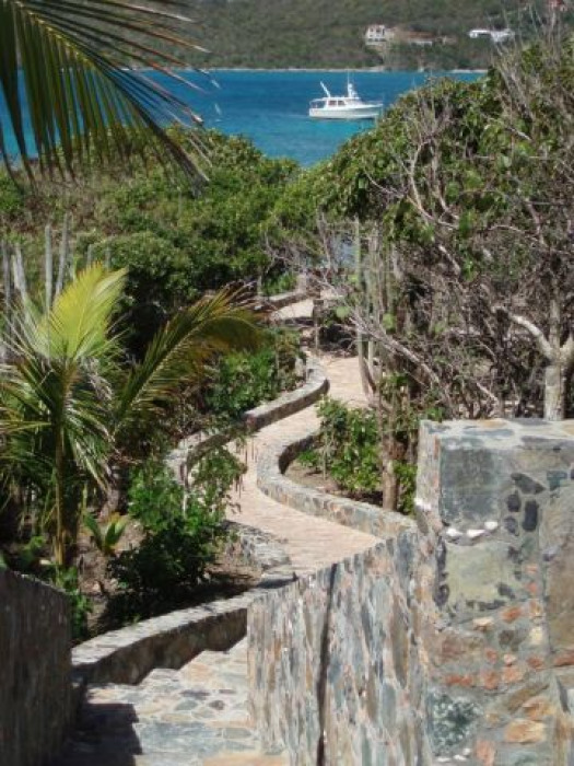 Steps to Common Beach