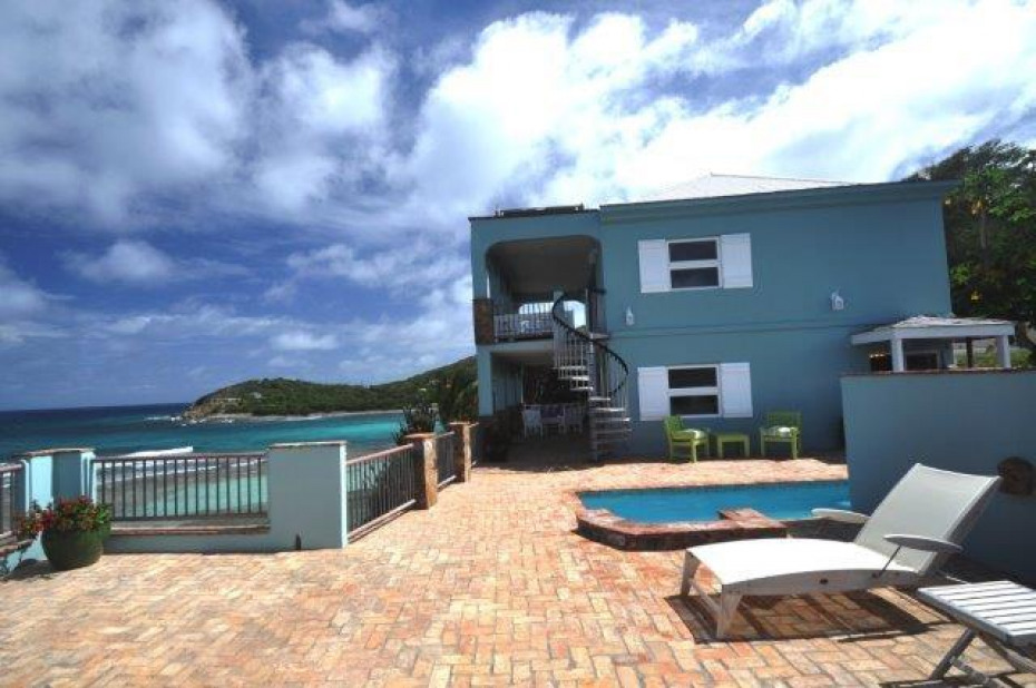House from Sundeck