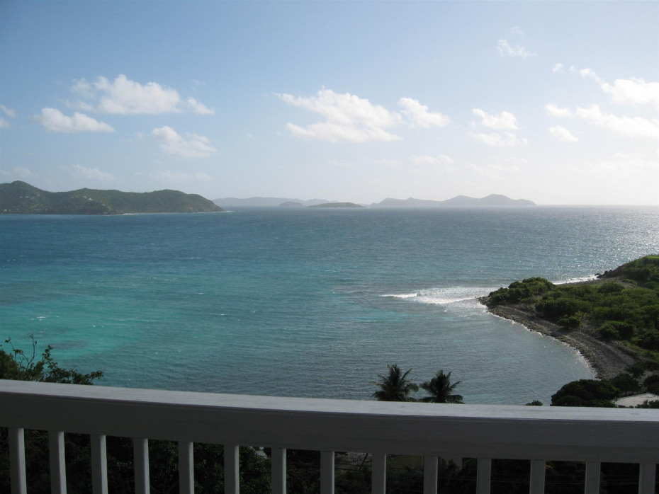 View of Friis Bay