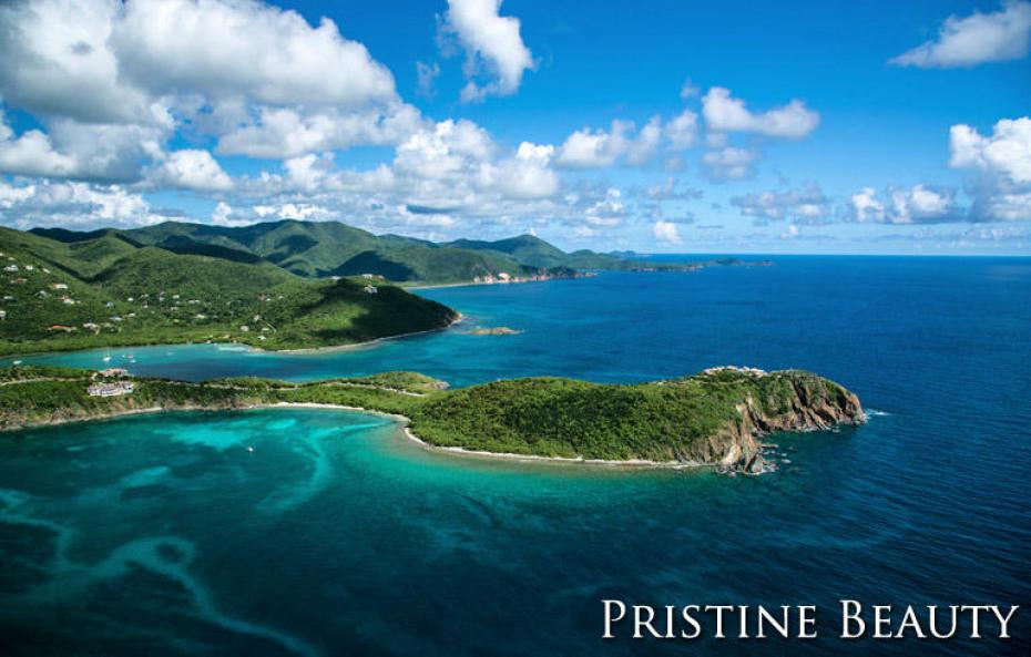 Pristine Beauty - Extra large beachfront