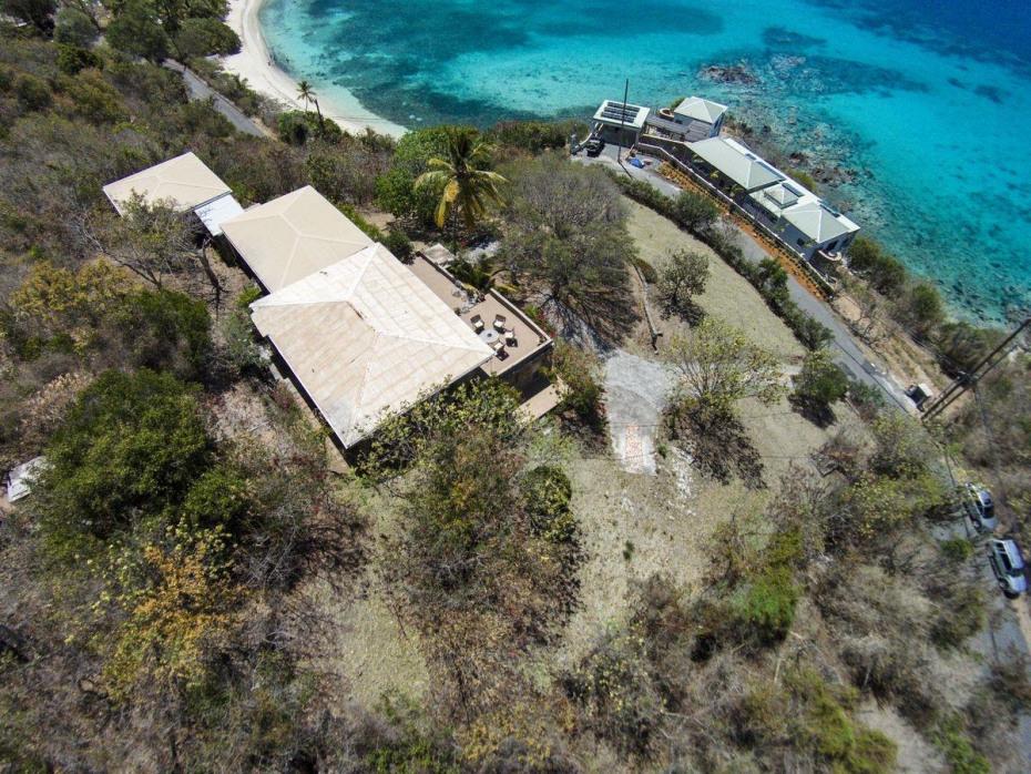 Views Of House And Vie's Beach