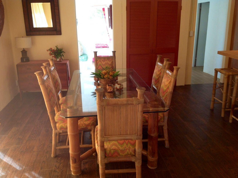 New 'Open' Dining Room Area