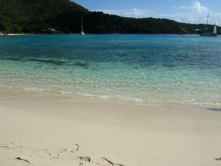 Another Beach Scene