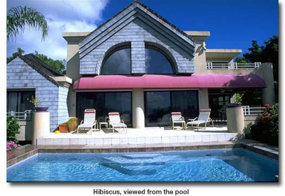 Exterior from Pool