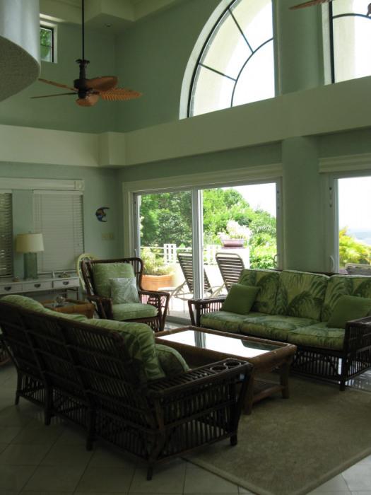 Great Room - great windows!