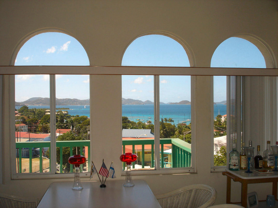3RD FLOOR VIEW TO ST THOMAS