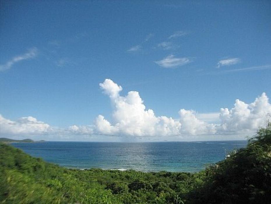 Pristine Views from Parcel 117 Reef Bay