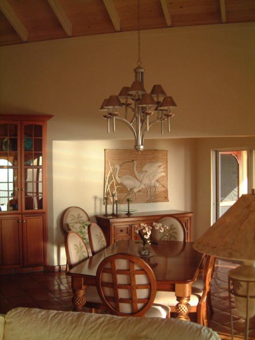 Villa Ventosa DiningArea