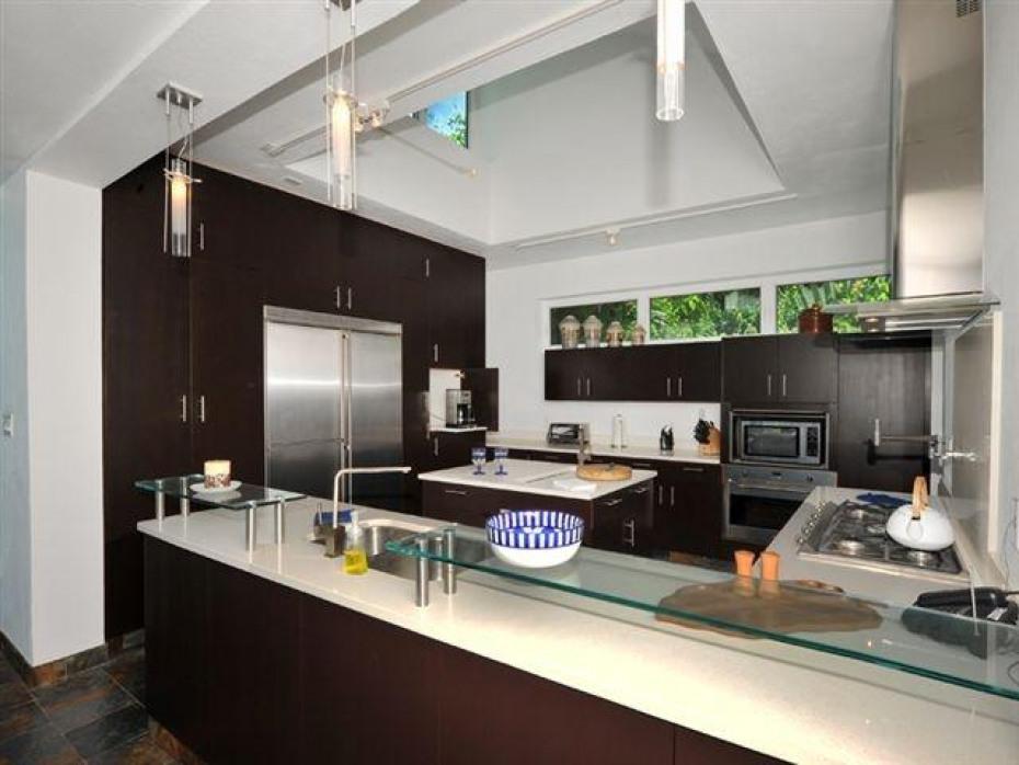 Casa Mare Custom Kitchen