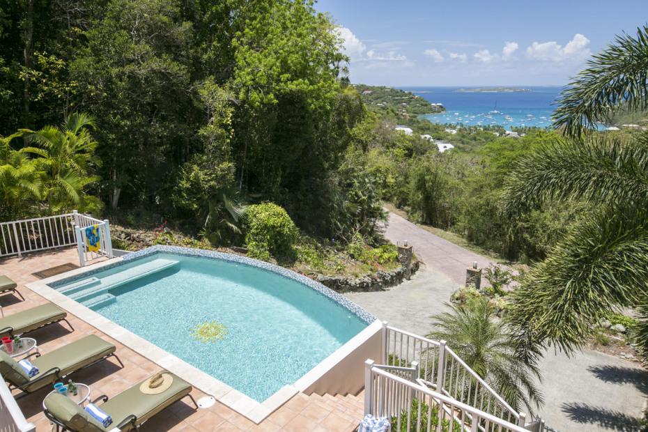 Stunning views at Villa Sol Mate