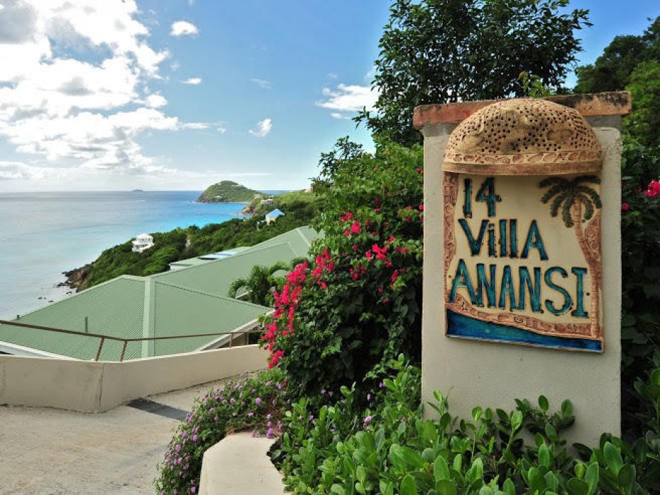 Welcome to Villa Anansi