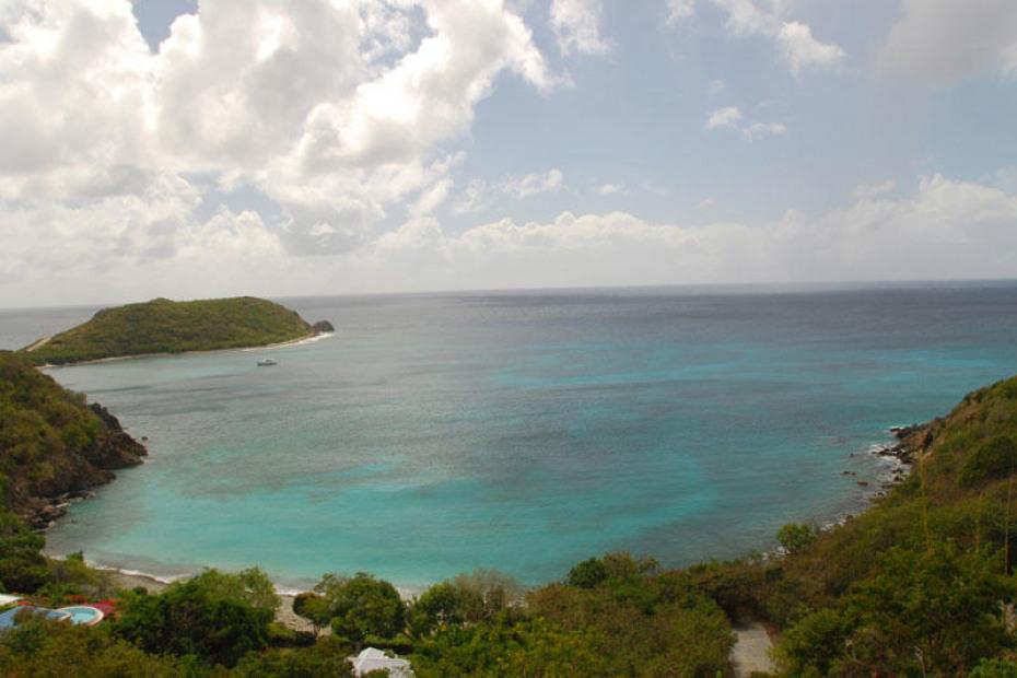 Amazing Views from Villa Anansi