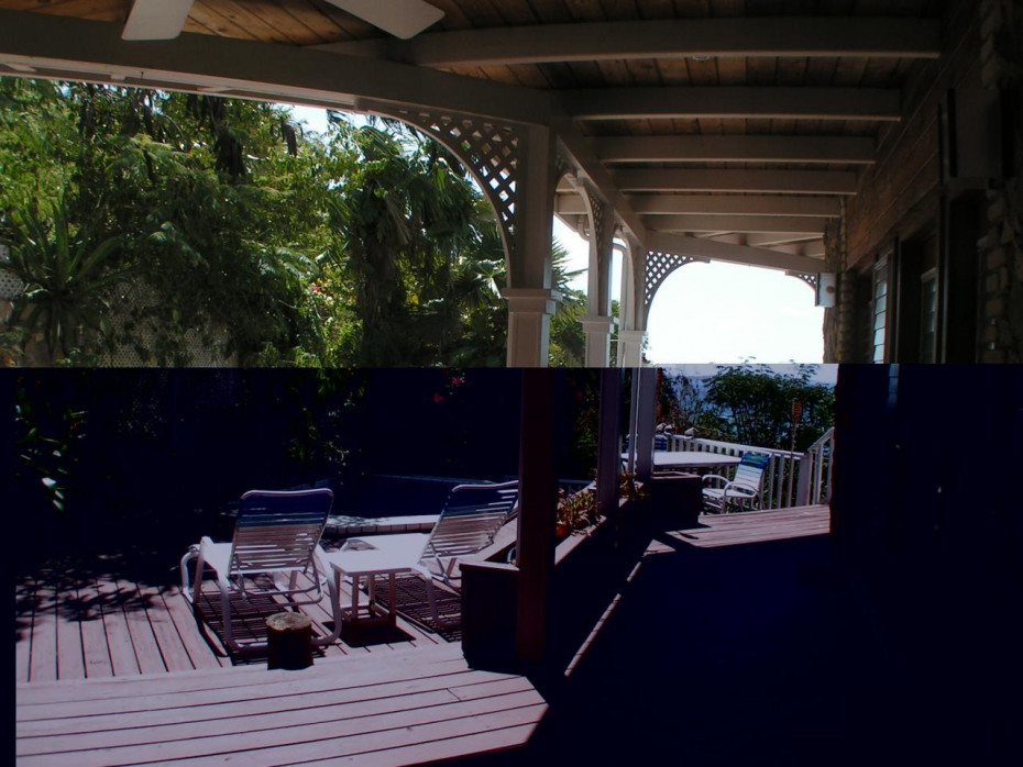 Covered & uncovered decks