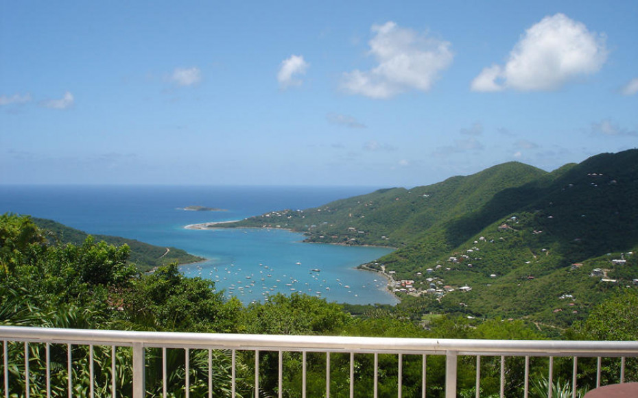 VIEW TO CORAL HARBOR