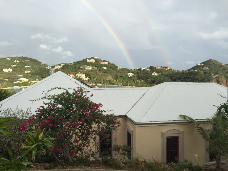 Double rainbow from Divertimento