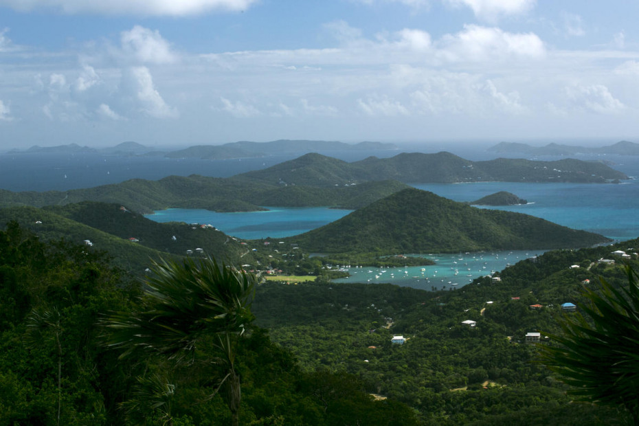 incredible down island views