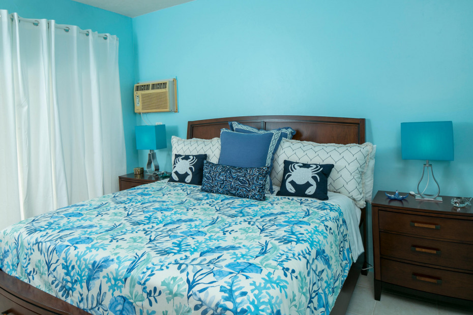 Lower Turquoise bdrm #3