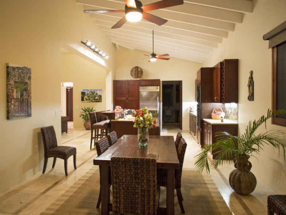 dining room _ kitchen