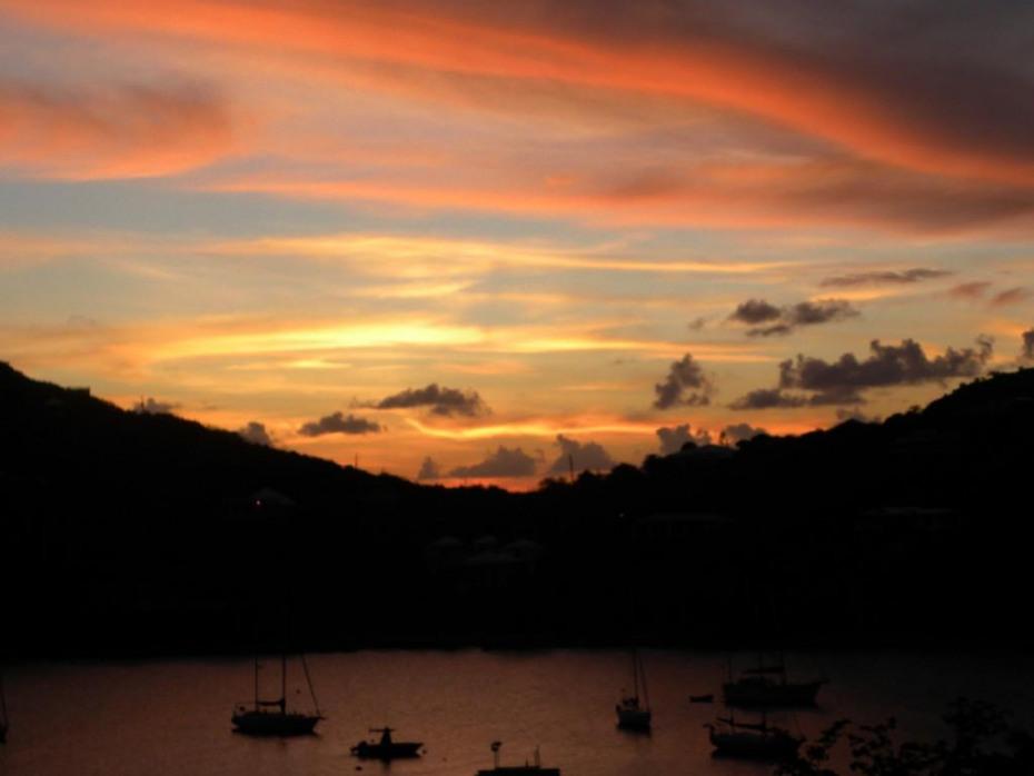 Amazing Sunset views!