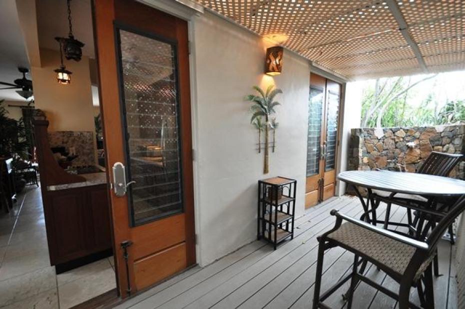 BH A-1 Kitchen Porch