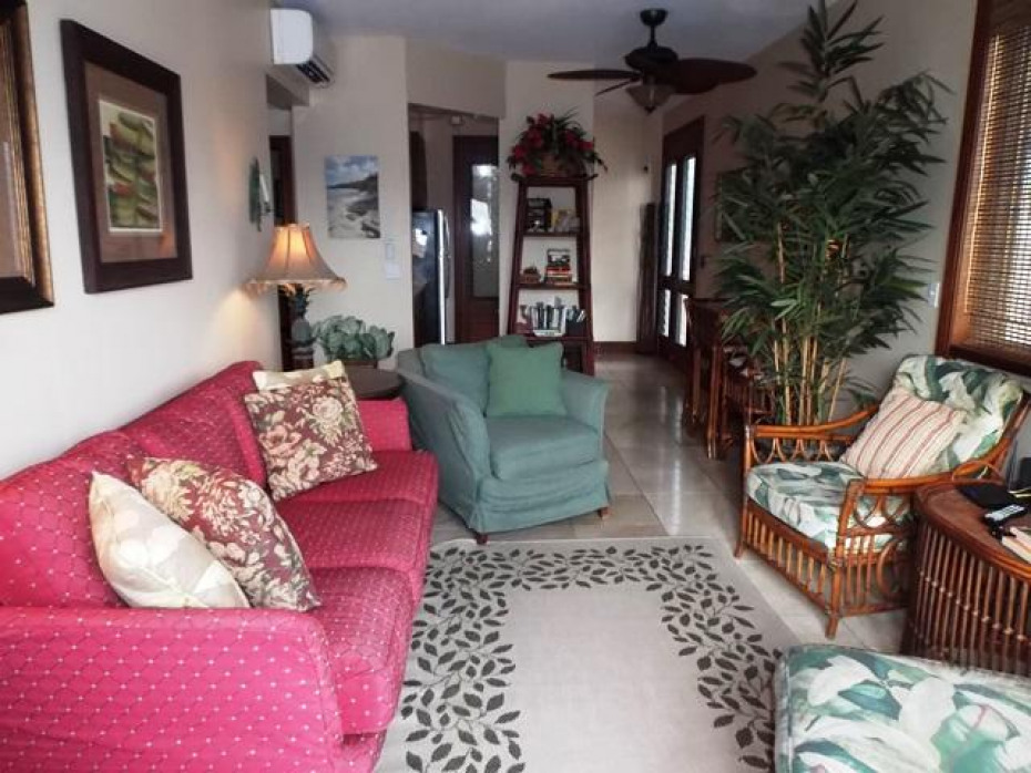 BH A-1 Living Room