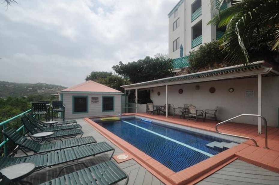 BH A-1 Pool - Unit Above
