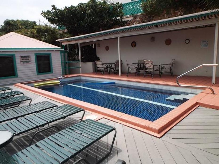 BH A-1 Pool Area