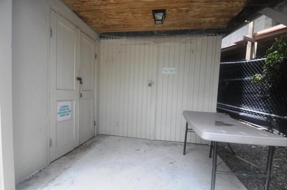 BH A-1 Laundry Area