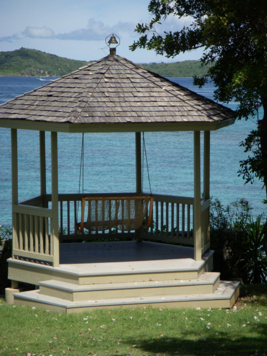 Gallows Pt. Waterfront Gazebo