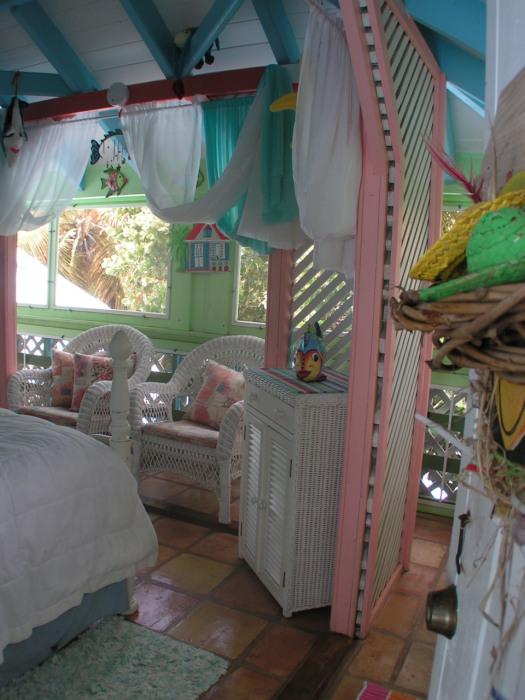 Crows Nest Bedroom