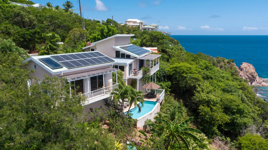 Solar panels=low power bills